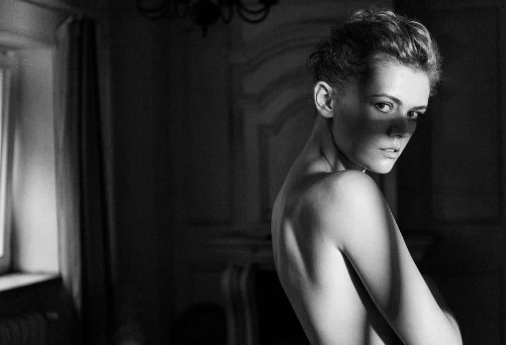 monochrome art photography portrait black and white