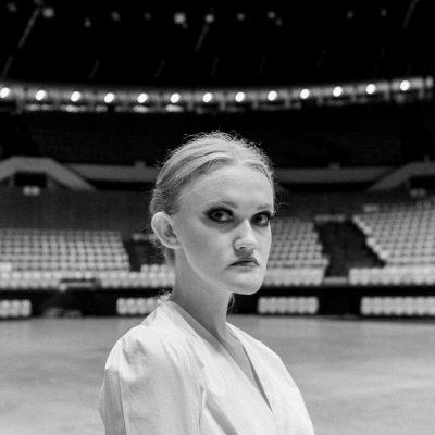 monochrome photography portrait black and white